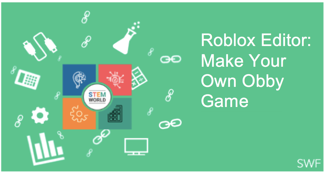 Roblox Editor: Make Your Own Obby Game